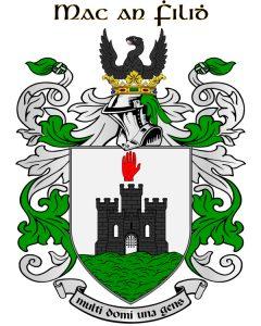Neely Family Crest