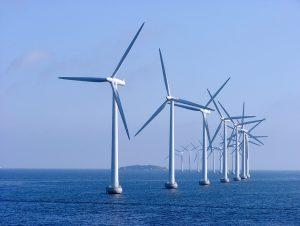 Denmark Wind Mills