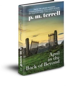 April in the Back of Beyond Book Cover